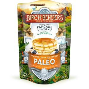 バーチベンダーズ グルテンフリーパンケーキミックス パレオ 340g(パレオダイエット 低GI 小麦不使用 BIRCH BENDERS)|santelabo|03