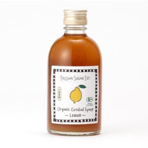 ブラウンシュガーファースト 有機アガベシロップ レモン LEMON 370g オーガニック食品|santelabo