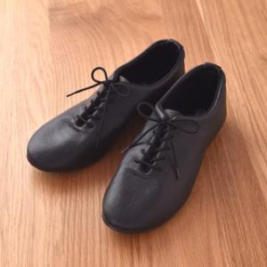 (10%OFFクーポン発行中)クラウン シューズ ダンス ジャズ CROWN DANCE JAZZ (靴 ジャズシューズ ダンスシューズ レザー 英国製 レディース)|santelabo|02