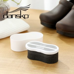 (正規品)DANSKO ダンスコ SHINE SPONGE シャインスポンジ (靴 シューズ ケアアイテム ケアプロダクト シューケア ダンスコ専用 クロッグ スポンジ) santelabo
