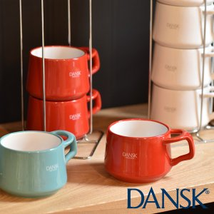 ダンスク コベンスタイル コーヒーカップ 4pcsセット|santelabo