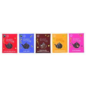 English Tea Shop オーガニックティー 1袋入りミニペーパーボックス |イングリッシュティーショップ ギフト 紅茶 ハーブティー  オーガニック認証 ティーバッグ|santelabo|07