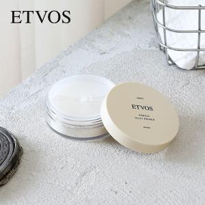 エトヴォス(ETVOS) エンリッチシルキープライマー /  エトボス 化粧下地 仕上げ パウダー ...
