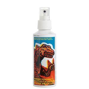 コレス アウトドアボディスプレー 125ml (虫除け 虫よけ 蚊除け 蚊よけ対策)|santelabo