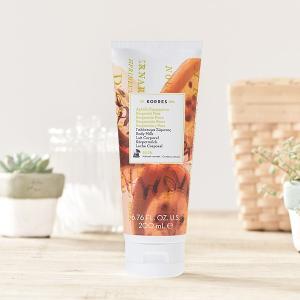 コレス ベルガモットペアー ボディミルク 200ml(korres コレス ボディミルク ボディクリーム 保湿 ベルガモット ハンドクリーム)|santelabo