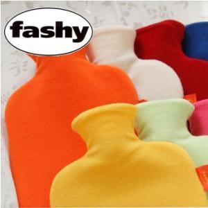 ファシー(FASHY) 湯たんぽ スタンダード フリース ドイツ製(カラーボトル) (湯たんぽ fashy)|santelabo
