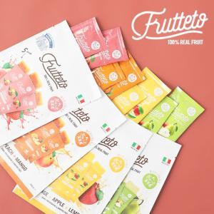 Frutteto アイスキャンディ 200g(40g×5包) 4種   アイス ビーガン フルーツ ...