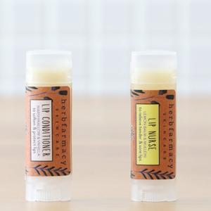 ハーブファーマシー リップクリーム 4.5ml(唇 乾燥 リップクリーム オーガニック 正規品 herbfarmacy)|santelabo