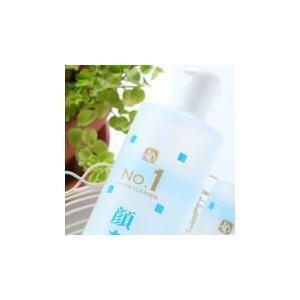 顔を洗う水 カミヤマ美研 ナンバー1 ウォータークリーナー 500ml (送料無料)|santelabo