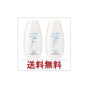 コズグロ・スパ ミネラル洗顔ジェル ソフト 200ml 2個セット|santelabo