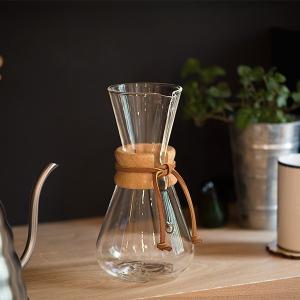 ケメックス コーヒーメーカー #CM-1C 3cup(コーヒードリッパー 3カップ ドリップ コーヒーポット CHEMEX 送料無料)|santelabo