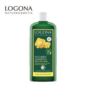 ロゴナ ビール&蜂蜜シャンプー LOGONA|santelabo