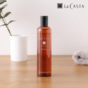 ラカスタ La CASTA アロマエステ ヘアソープ 300ml(シャンプー オーガニック ラ・カスタ La CASTA アルペンローゼ 低刺激 弱酸性)|santelabo