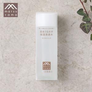 松山油脂 M mark 肌をうるおす保湿浸透水 120ml 化粧水 (口コミ)|santelabo