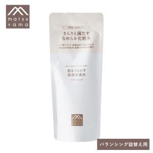 松山油脂 M mark 肌をうるおす保湿浸透水 ライトタイプ 110ml 詰替 リフィル (スキンケア フェイスケア 詰め替え用 詰替用)|santelabo