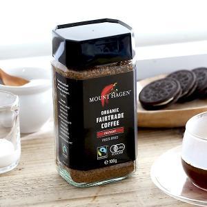 マウントハーゲン オーガニック フェアトレード インスタントコーヒー 100g[MOUNT HAGE...