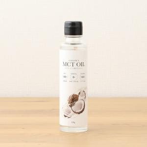 <MCT(中鎖脂肪酸)> ■ココナッツやパームフルーツなど、ヤシ科植物の種子核に含まれる天然成分です...