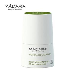 マダラ(MADARA) デオドラント ロールオン 50ml ハーブ アロマ ミョウバン 制汗剤 ワキ...