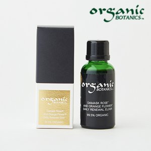 オーガニックボタニクス ダマスク&フラワーリッチエッセンス 30ml (美容液)|santelabo