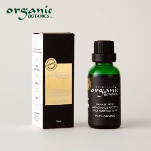 (10%OFFクーポン発行中)オーガニックボタニクス ダマスク&フラワーリッチエッセンス 30ml (美容液)|santelabo
