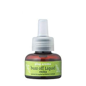 バズオフ プラグアロマ エクストラ plug aroma extra  オージー・アロマ AUSSIE AROMA 交換用リキッド バズオフリキッド|santelabo