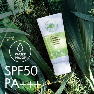 パーフェクトポーション アウトドア サンスクリーン SPF50 PA+++ 50g 日焼け止めクリーム オーガニック|santelabo