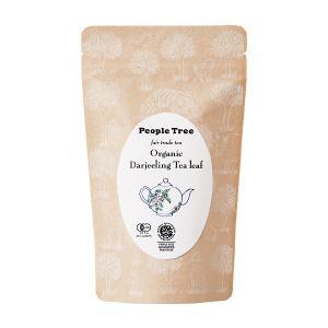 ピープルツリー オーガニックダージリンティー(people tree オーガニック リーフティー ティーバッグ 紅茶 ハーブティー)|santelabo