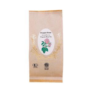 ピープルツリー オーガニックフレーバーティー ティーバッグ ローズ 2g×10袋(people tree オーガニック 紅茶 有機栽培) santelabo