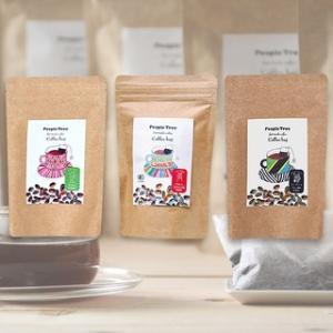 ピープルツリー フェアトレードコーヒー コーヒーバッグ 8g×10袋|santelabo