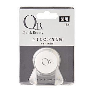 QB デオドラントクリーム (Lシリーズ) 6g 医薬部外品|santelabo