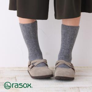 ラソックス ストレッチ・ウール rasox (RELAXシリーズ 2015AW RE142CR01)|santelabo