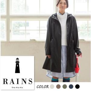 レインズ レインコート カーブジャケット RAINS Curve Jacket|santelabo