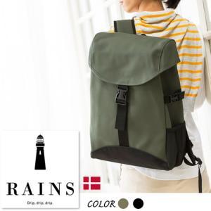 レインズ リュック ランナーバッグ RAINS RUNNER BAG (レインコート 鞄 防水 バック)|santelabo