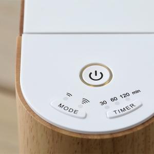 (10%OFFクーポン発行中)アロモア ウッド エッセンシャルオイルディフューザー (生活の木 アロマディフューザー 芳香器 天然木 TL-EOD-A2)|santelabo|03