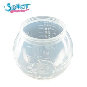 ソネット 洗剤 メジャーカップ 150ml 液体用計量カップ SONETT (オーガニック エコ 洗濯 せんたく 洗濯用 計量カップ メジャーカップ)|santelabo