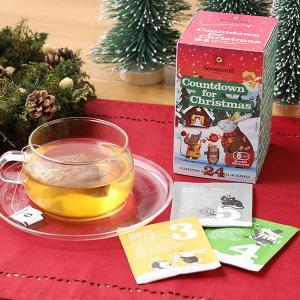 ゾネントア カウントダウンのお茶(クリスマス限定 ゾネントア ハーブティー 有機栽培 紅茶 オーガニック ハーブティー sonnentor オーガニック認証 ギフト)|santelabo