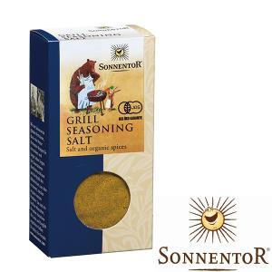 ゾネントア ブレンドスパイス グリルシーズニング 100g (sonnentor スパイス 有機栽培 オーガニック ハーブ オーガニック食品)|santelabo