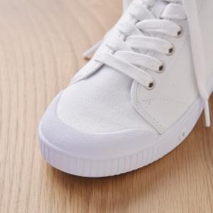 スプリングコート B2 CANVAS(靴 スニーカー キャンバス レディース ビートルズ 素足 通気性 アビーロード ジョン・レノン Spring Court)|santelabo|05