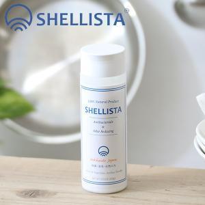シェリスタ(SHELLISTA) 除菌消臭パウダー 100g │ 除菌 消臭 洗浄 パウダー オーガ...
