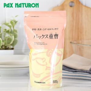 パックスナチュロン 重曹 600g (太陽油脂)|santelabo