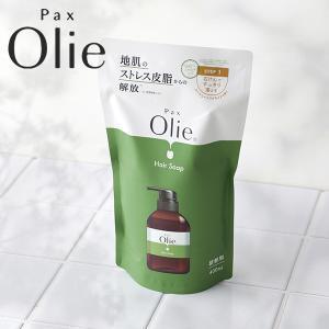 パックスナチュロン パックス オリーシャンプー 詰替用 500ml (太陽油脂 オリーシャンプー 詰め替え 詰替え)|santelabo