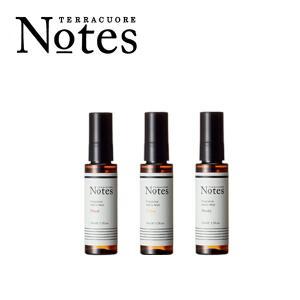 テラクオーレノーツ フレグランス ファブリックミスト 50ml(Terracuore notes 消臭 除菌 スプレー ギフト 植物抽出成分 香り)|santelabo