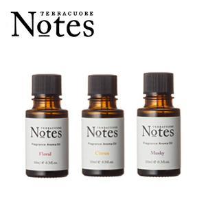 テラクオーレノーツ テラクオーレノーツ フレグランス アロマオイル 10ml(Terracuore notes ギフト 植物抽出成分 香り リラックス)|santelabo