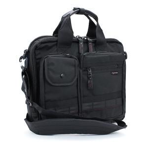 ロスコ ROTHCO ビジネスバッグ ショルダー付 45003 ブラック 手提げ 肩掛け リュック 3WAYバッグ ブリーフケース|santnore