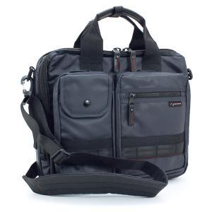 ロスコ ROTHCO ビジネスバッグ ショルダー付 45003 ネイビー 手提げ 肩掛け リュック 3WAYバッグ ブリーフケース|santnore