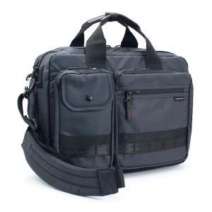 ロスコ ROTHCO ビジネスバッグ (M) ショルダー付 45004 ネイビー 手提げ 肩掛け リュック 3WAYバッグ マチ幅拡張機能搭載 ブリーフケース|santnore