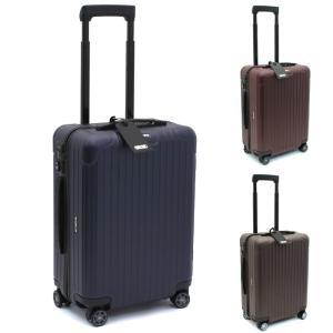 リモワ RIMOWA サルサ SALSA 37L キャリーケース スーツケース(TSAロック) 810 53|santnore