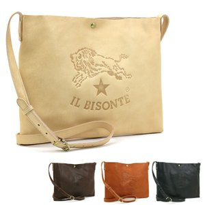 イルビゾンテ IL BISONTE ショルダーバッグ A2590 P|santnore