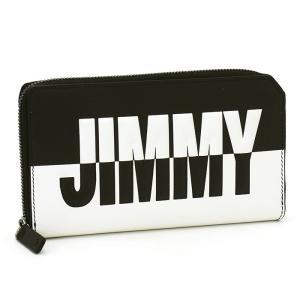 ジミーチュウ JIMMY CHOO CARNABY BBM ジミーチュウロゴエンボス 長財布ラウンドファスナー ジミーチュー|santnore