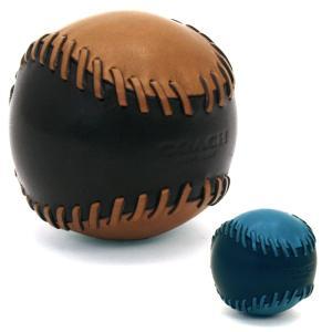 コーチ アウトレット COACH OUTLET  ベースボールペーパーウェイト BASEBALL PAPER WEIGHT ペーパーウェイト F65249 santnore